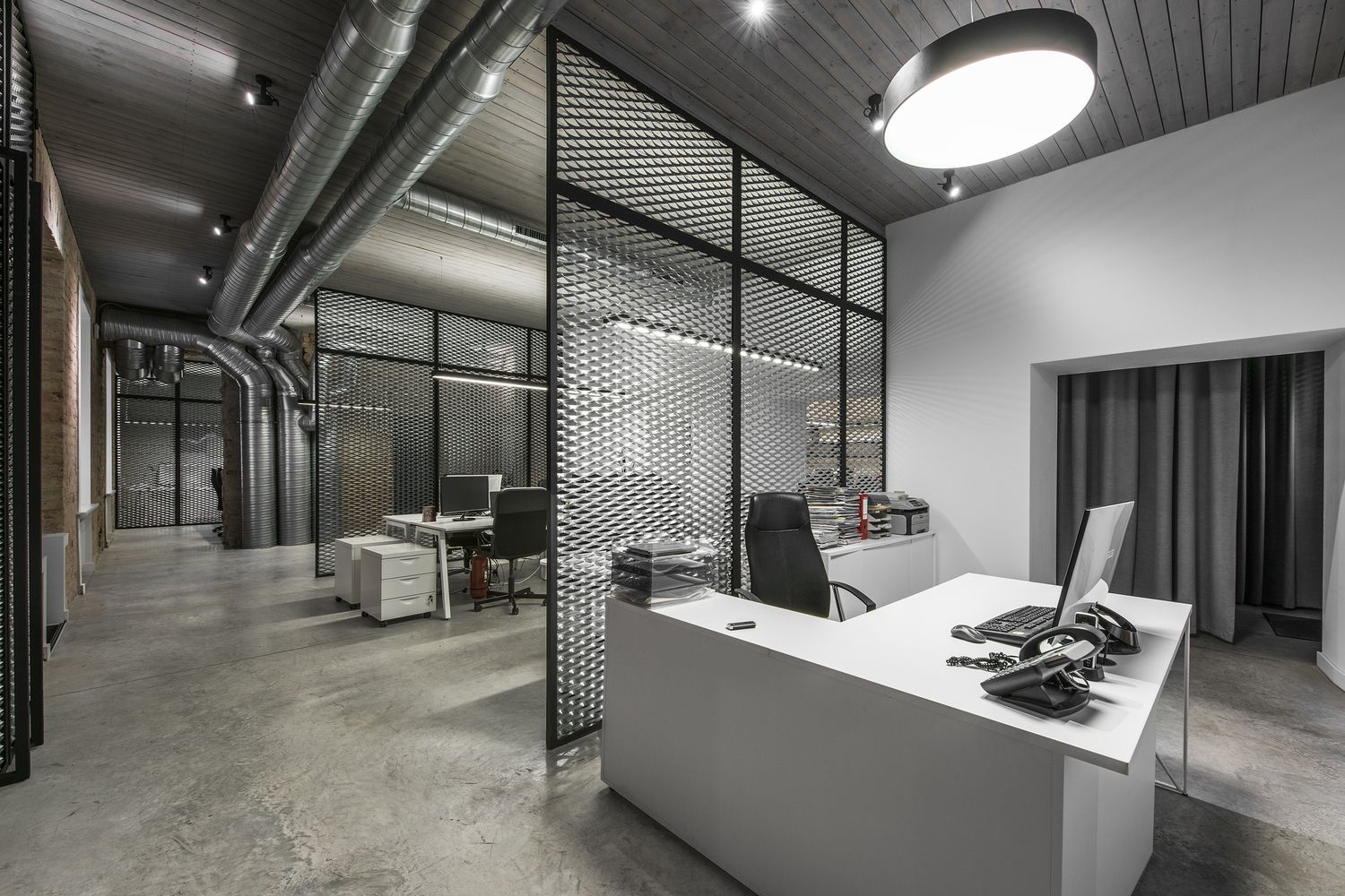"Gallery of Inspired UM"" Office / Prusta - 14 