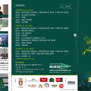 """HORARIOS:CYAN VIERNES 15 DE JUNIO 19:00 - APERTURA PUERTAS // MUESTRA DE VINOS Y FERIA DE TAPASCyan es igual a un sonido grande, gigante. """"pop rock detallis. http://slidehot.com/resources/festival-sentidos-2012.62764/"""