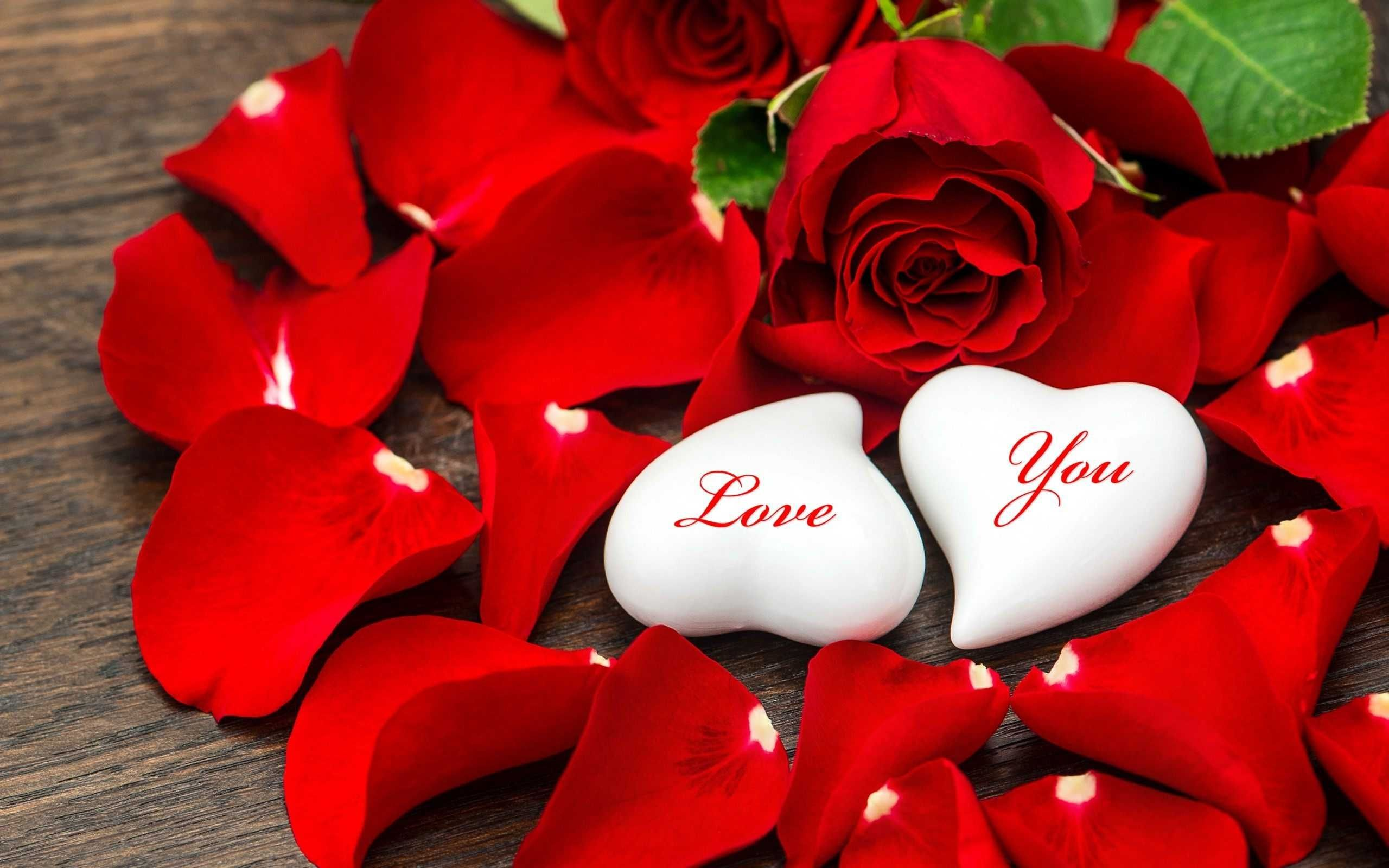 Download Images Of Romantic Love Flowers