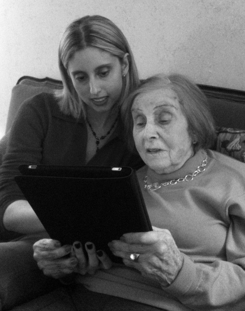 Engaging Senior Citizens in Social Media