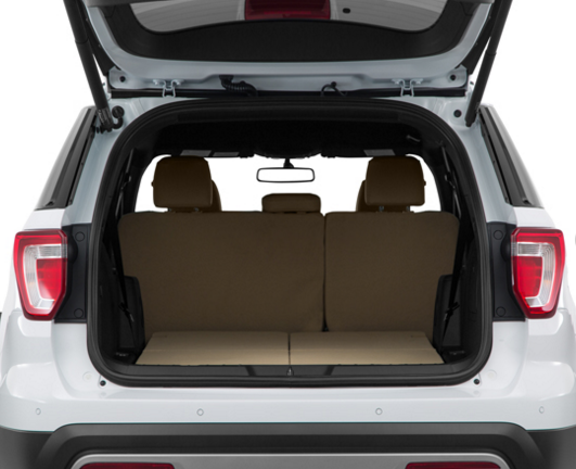 The 2016 Ford Explorer Xlt Has Room For All Your Roadtrip