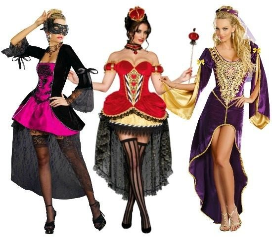 High low hemline costume ideas costumes group halloween and decadent royalty costumes all with velvet texture and high low silhouettes solutioingenieria Gallery