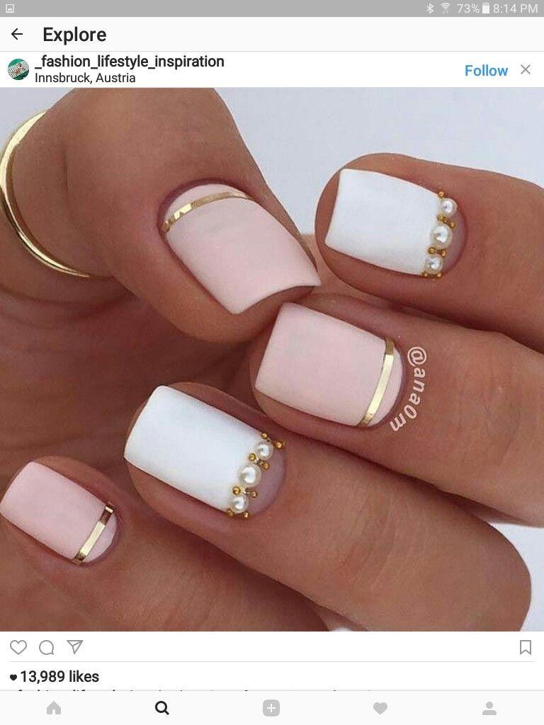 Wundervoll Moderne Nägel Sammlung Von Nobles Nageldesign, Nagelkunst Design, Nägel, Schicke Nägel,
