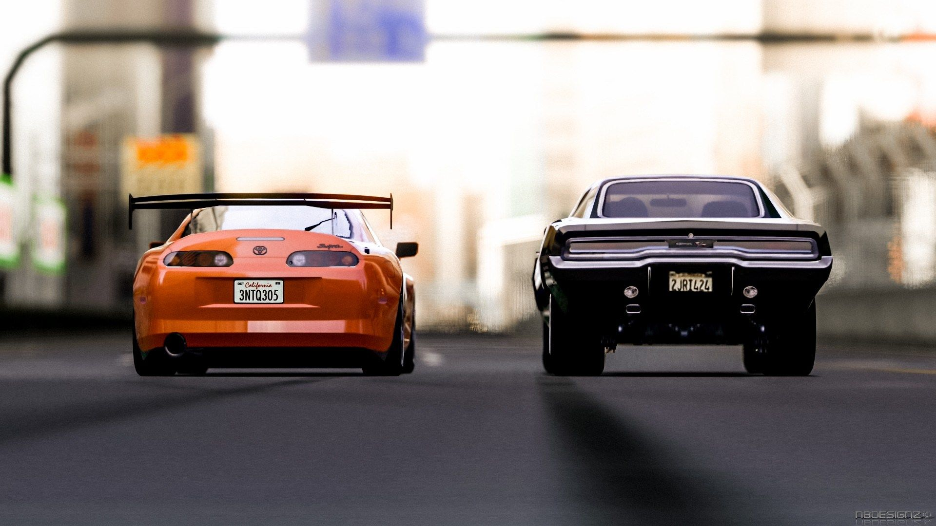 Toyota Supra Fast And Furious Wallpaper Gran Turismo Velozes E
