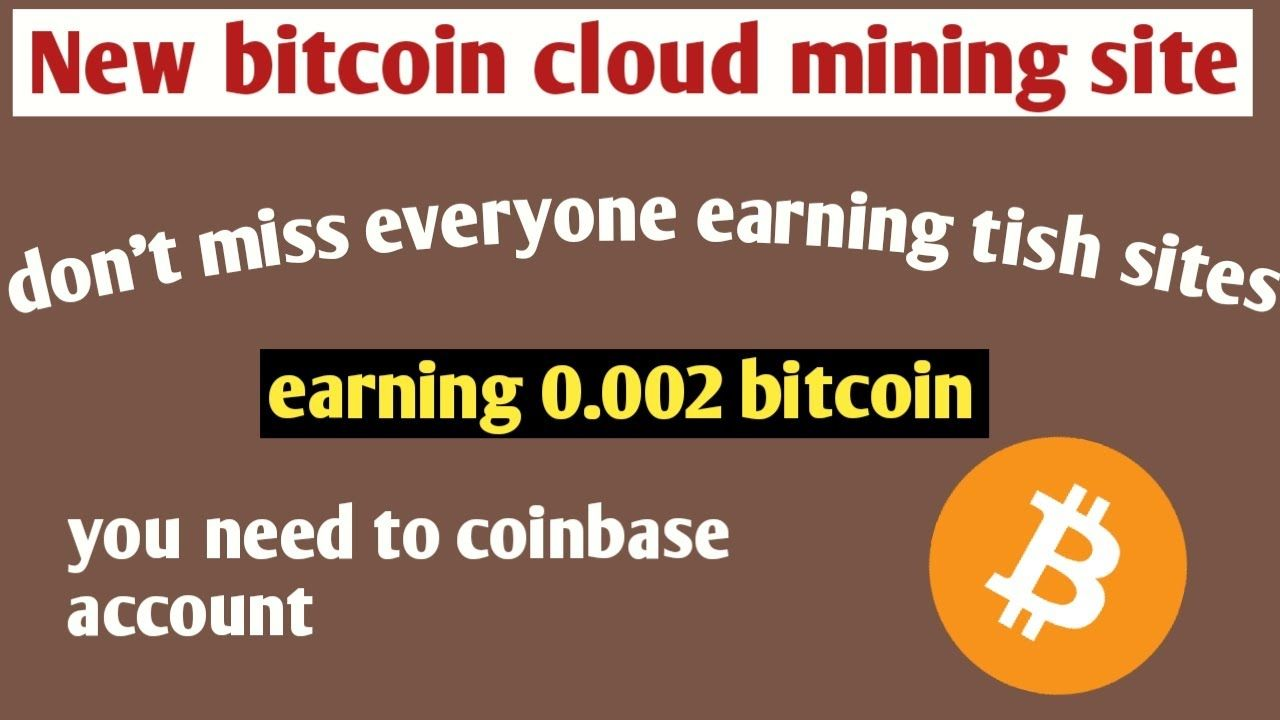 New Bitcoin Cloud Mining Sites 2021 Free Bitcoin Earning Without Investment Bitcoin Earning Digicoinnews Cloud Mining Investing Bitcoin