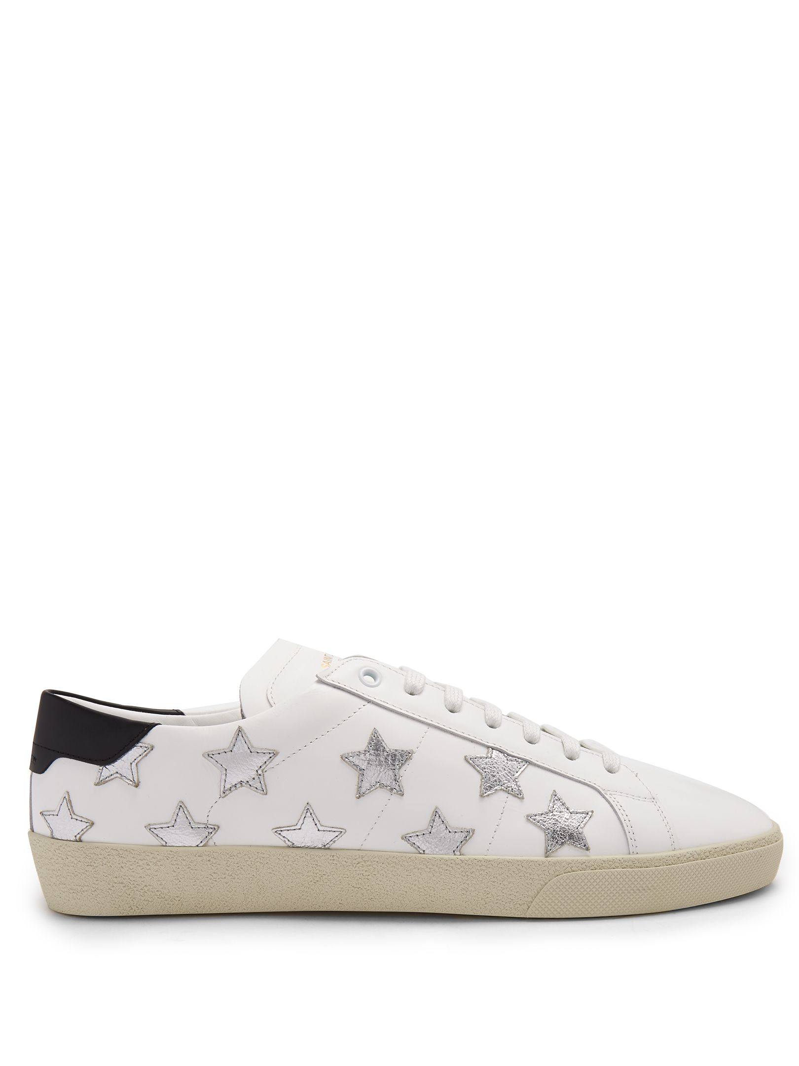 Saint Laurent Cloth Low Trainers YsEhpM