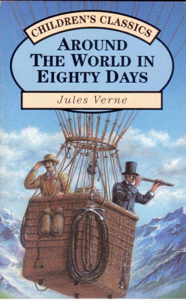 Around The World In Eighty Days By Jules Verne Unabridged S