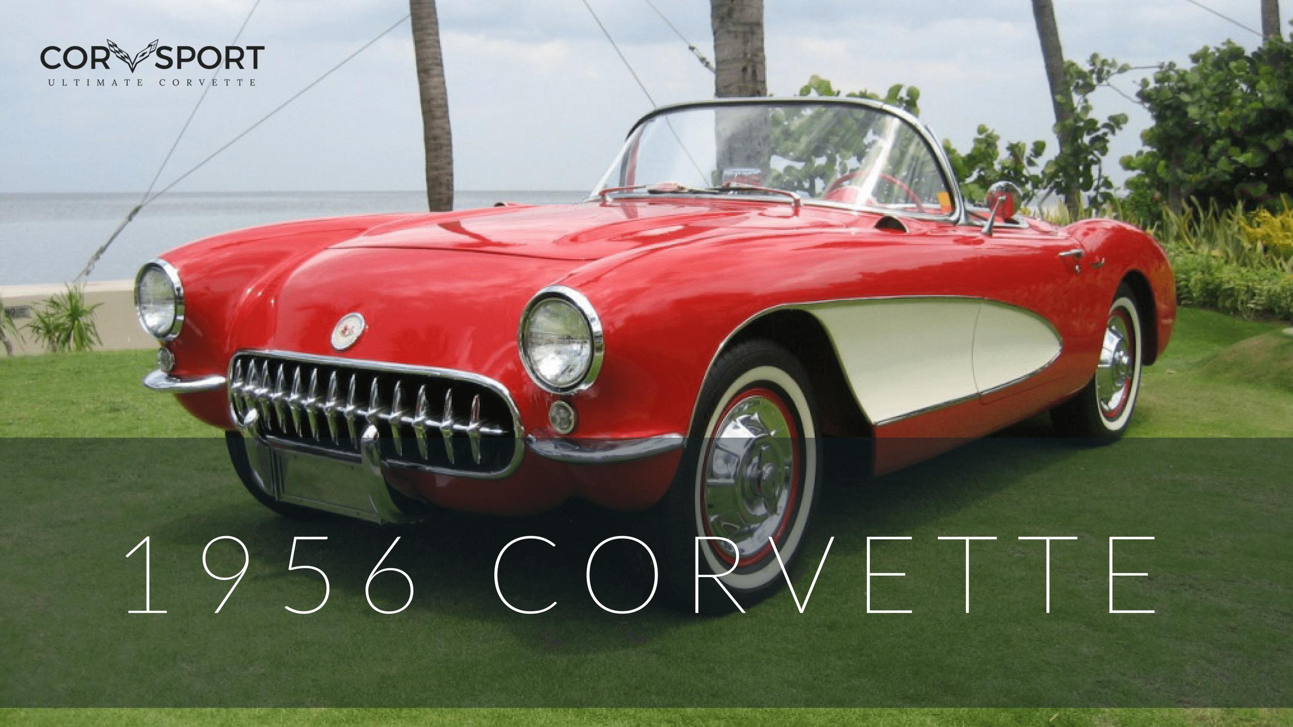 1956 C1 Corvette | 1956 Corvette | Chevrolet corvette c1