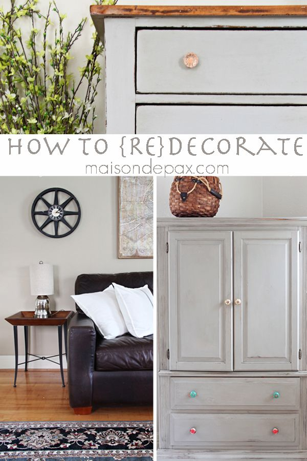 How To Re Decorate A Home Home Decor Decor Home