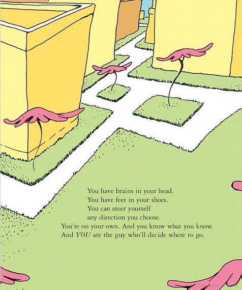Oh! How i love Dr. Seuss
