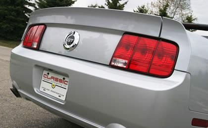 third brake light law hand off auto wiring diagram mustang ducktail rear deck lid spoiler 05 09 covers need to check fl
