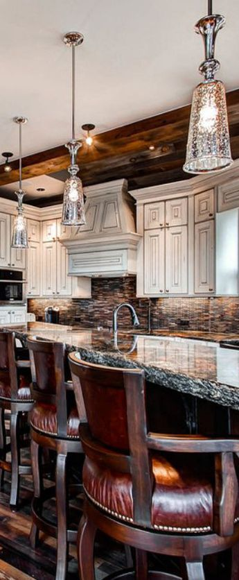 Take tours of elegant residences at http for Elegant residences kitchens