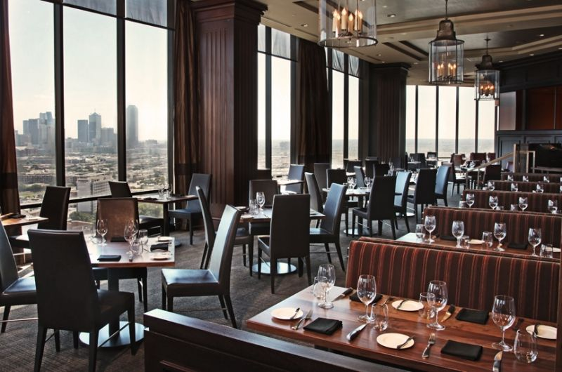 27 Stories Above Dallas Ser Is Here Dallas Restaurants Dinner At Home Home