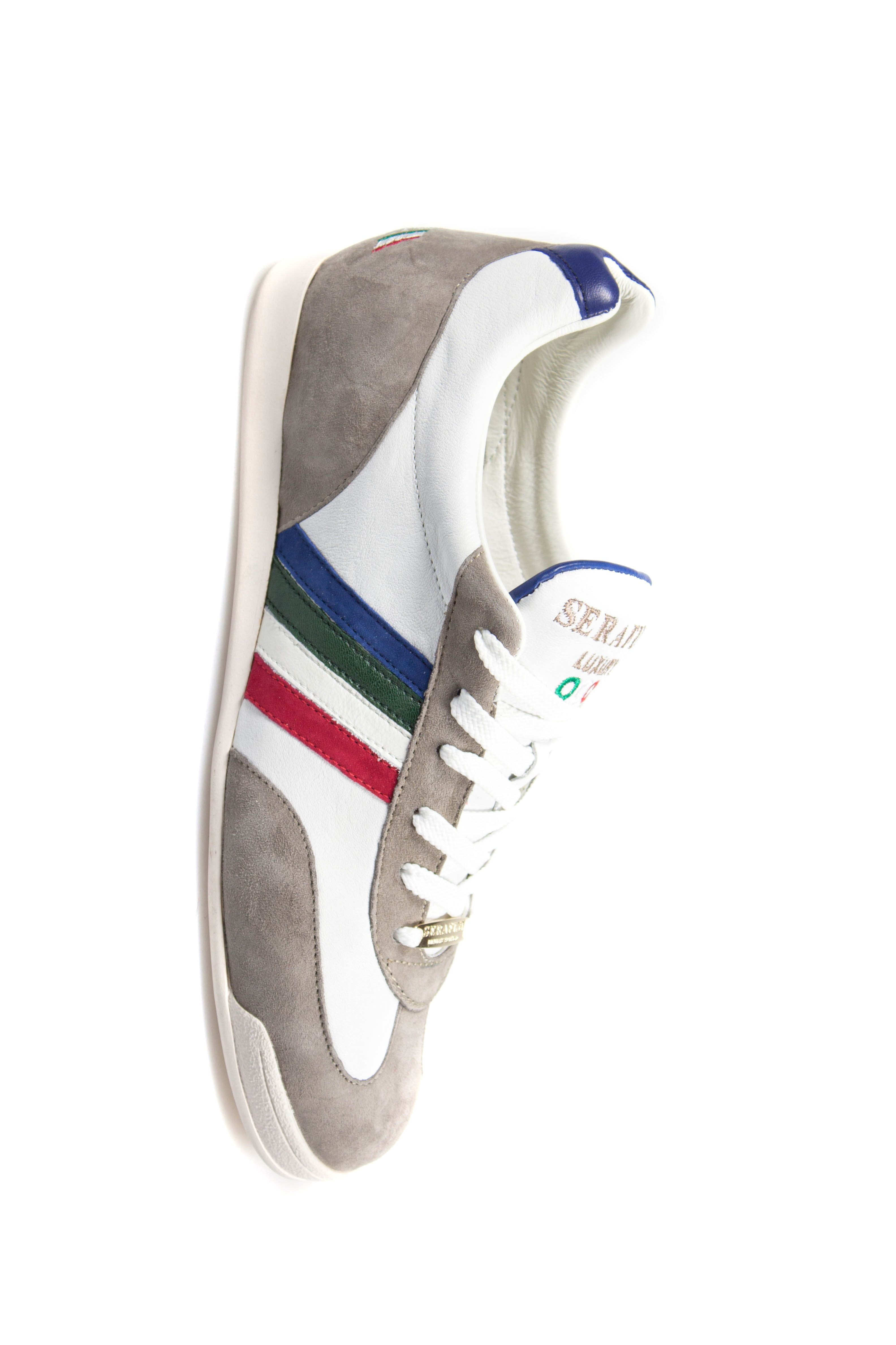 Luxury sneakers, Serafini, High end shoes