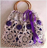I don't crochet much, but I could do this.