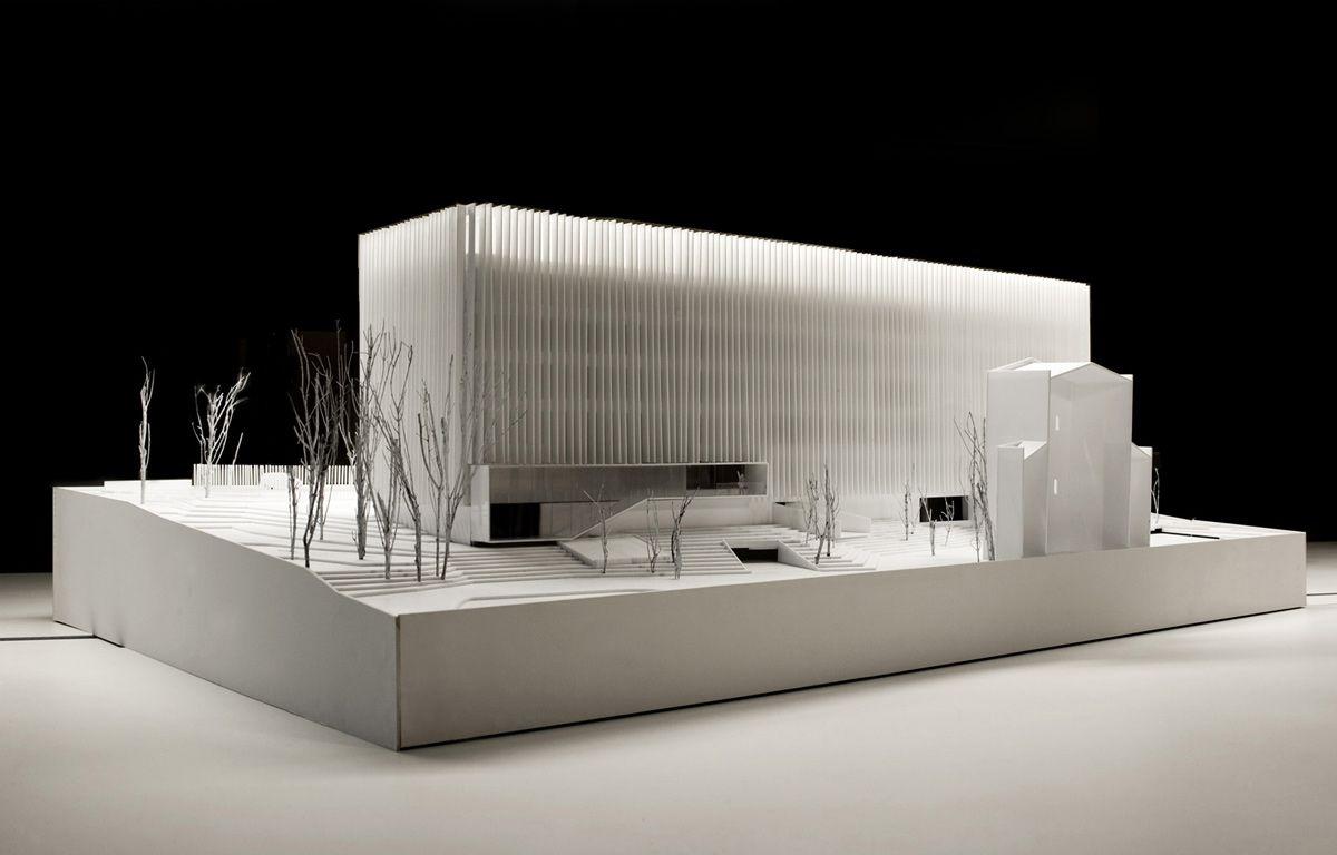 Baas arquitectura estudio de arquitectura barcelona architectural interior models pinterest - Estudio arquitectura barcelona ...