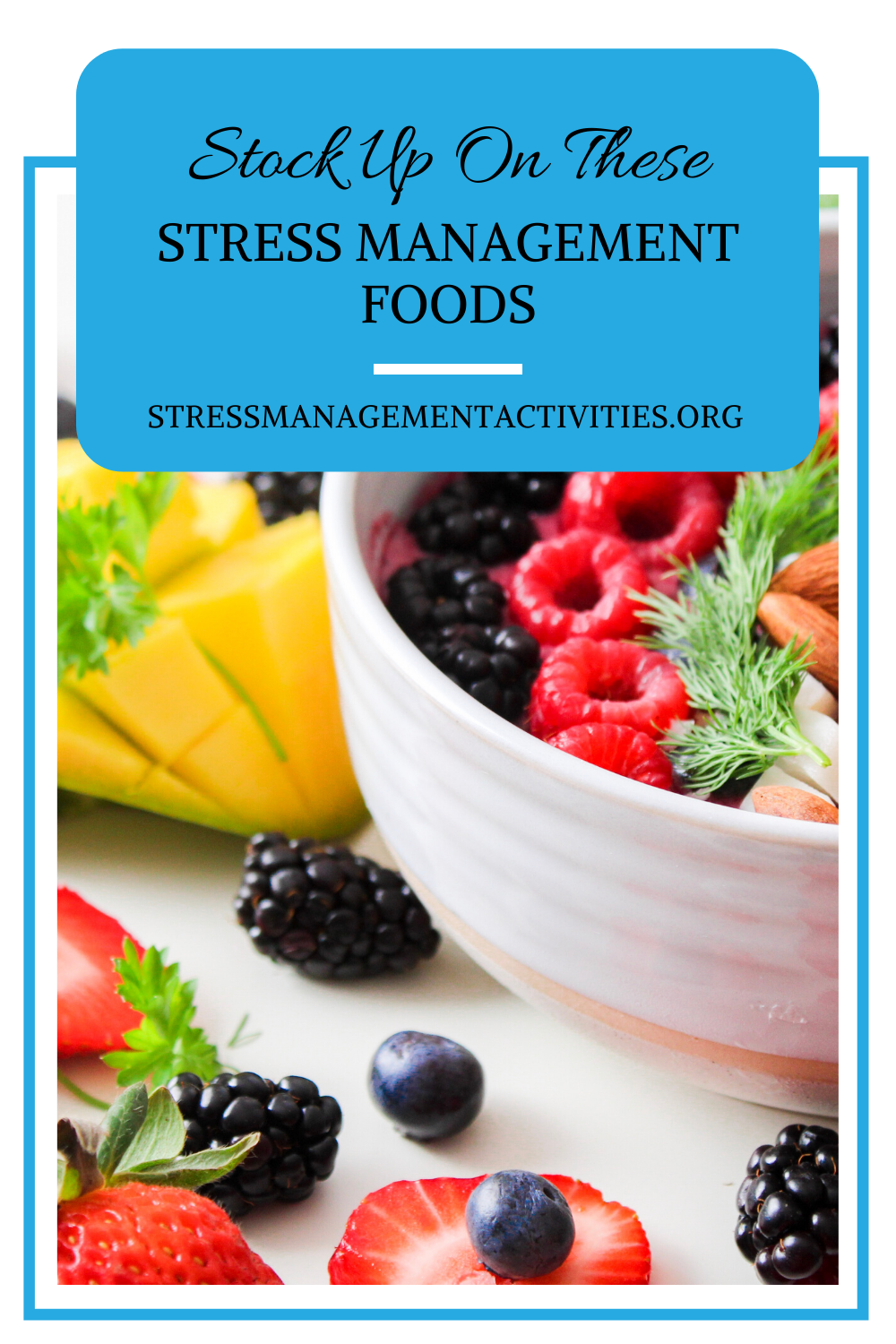Stress Relief Quotes Stock Up On These 7 Stress Management Foods