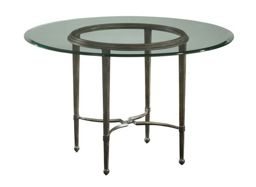 Artistica Home Furnishings Sangiovese 48 Round Dining Table