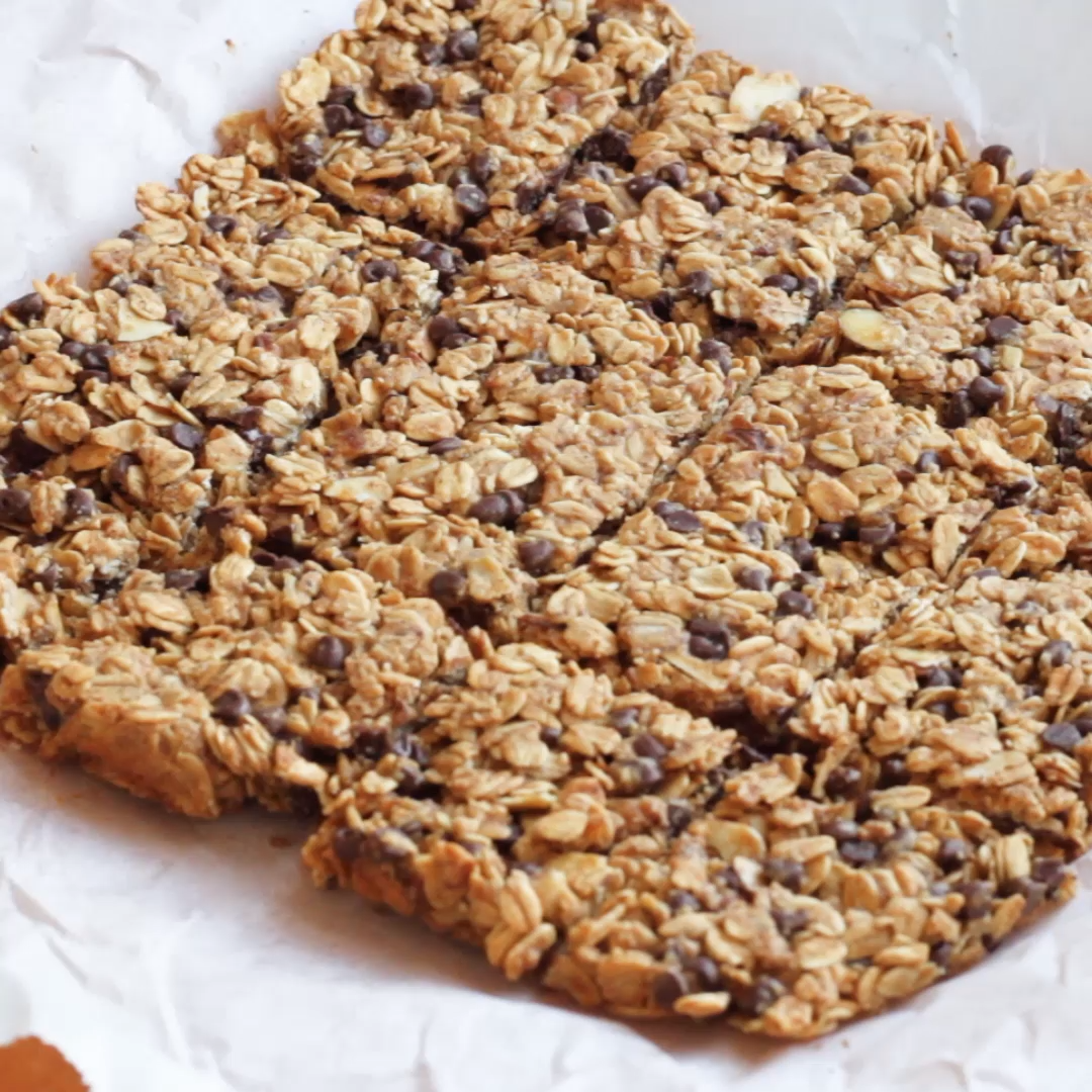 The BEST Baked Oatmeal Bars
