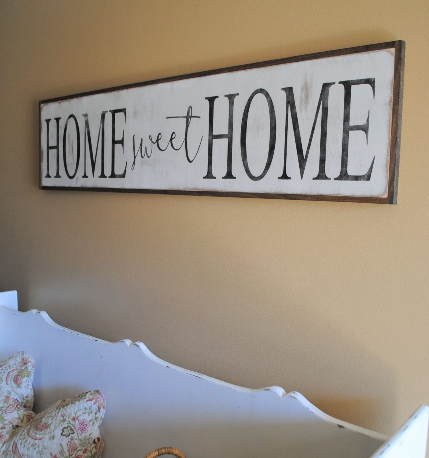 Shabby Chic Wooden Signs