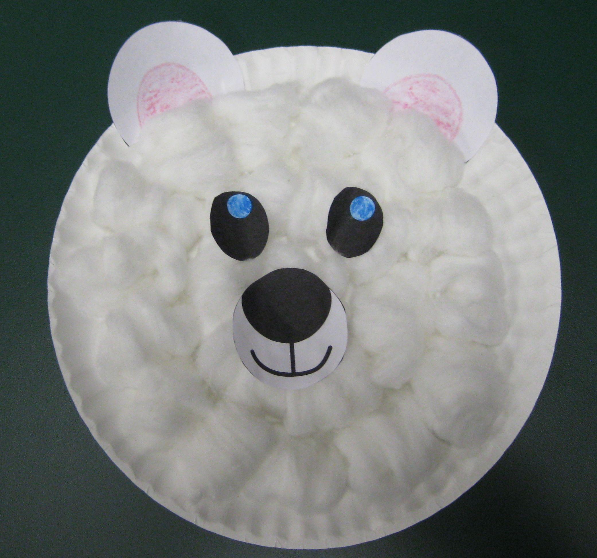 Polar Bear Craft Too Cute A Lakeshore Freebie