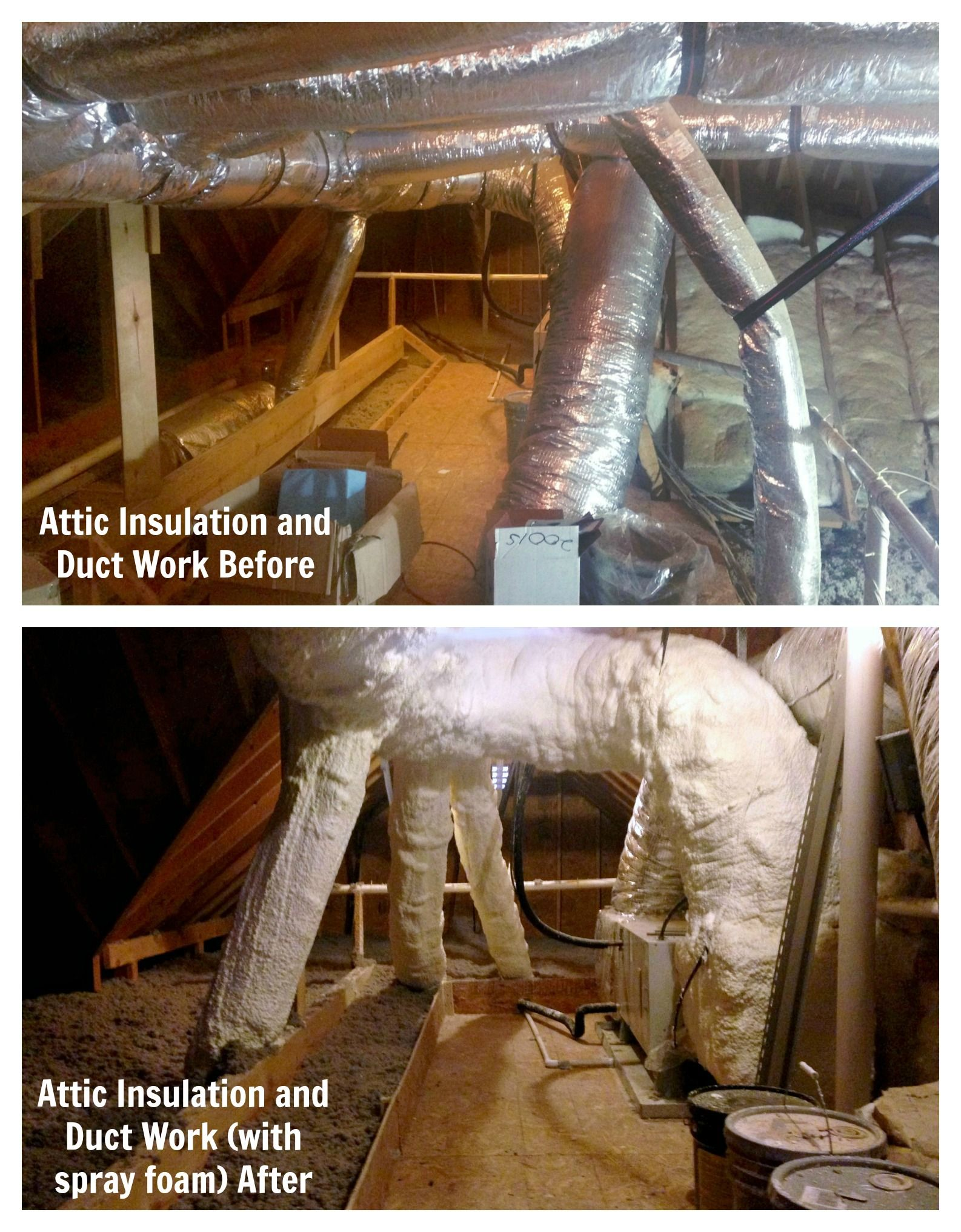 How To Transform Your Uncomfortable Attic Into A Well Insulated Air Tight Attic Masseysdes Homecomfort Comfort Attic Storage Attic Design Attic Flooring