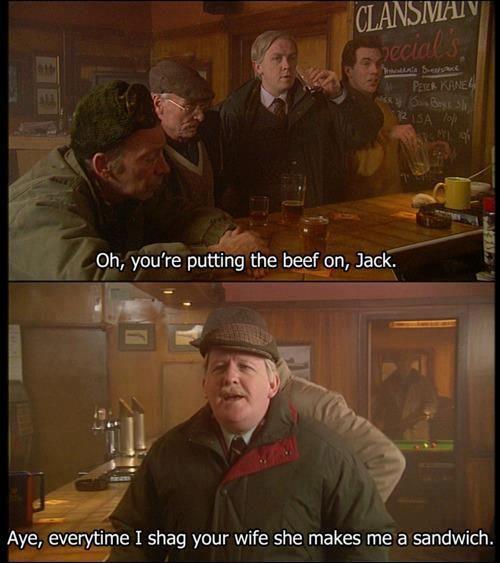 Scotland Funny, Witty Comebacks