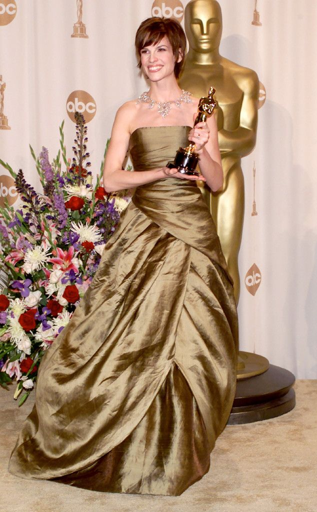 Hilary S from 50 Years of Oscar Dresses: Best Actress Winners ...