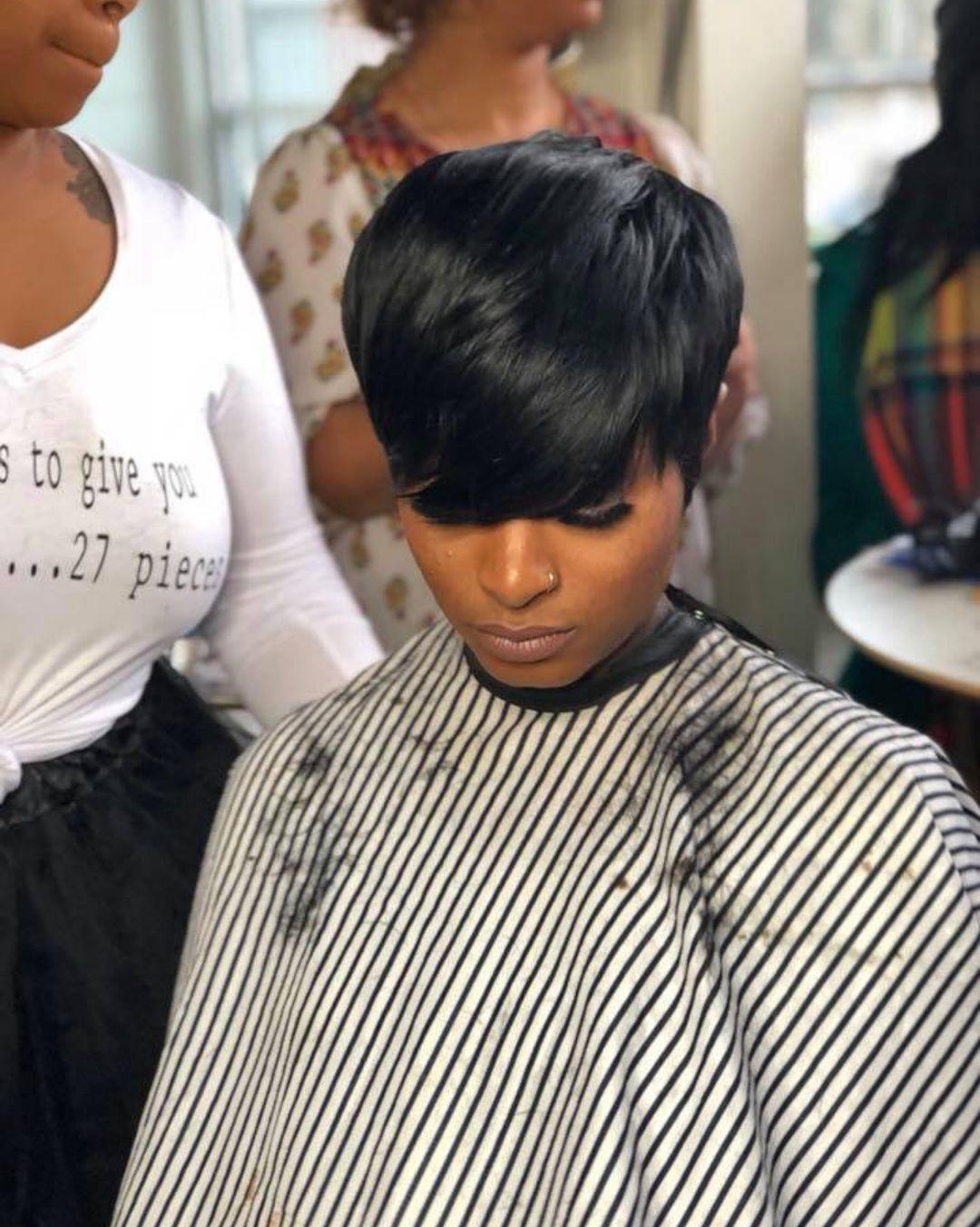 27 Piece Short Hairstyle : piece, short, hairstyle, Beauty, Regimen