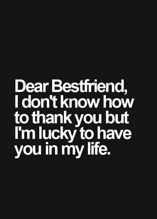Short Best Friend Quotes Magnificent Dear Best Friend Truth Pinterest Friendship Quotes
