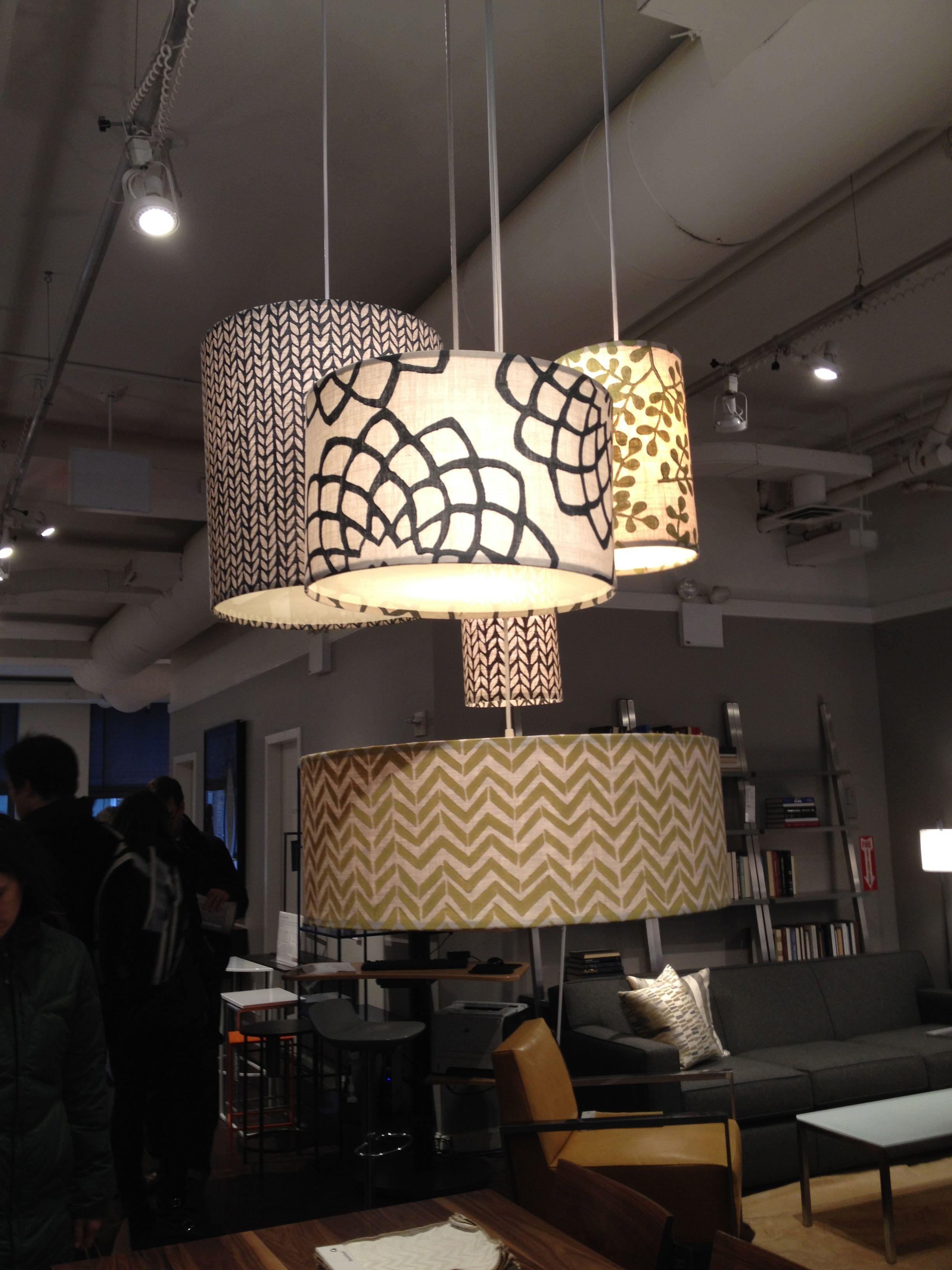 Light Shade Patterns Galbraith Paul Fabric
