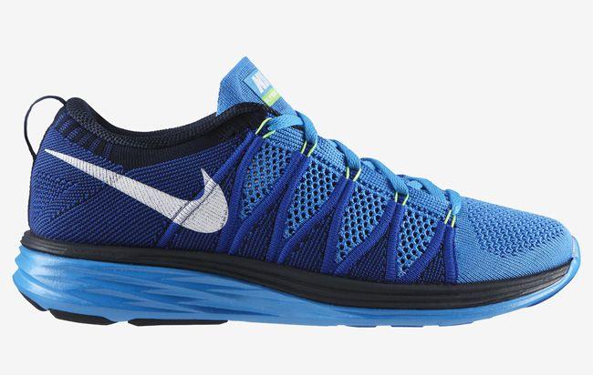 6 Colorways: Nike Flyknit Lunar 2   Nike, Chaussure running