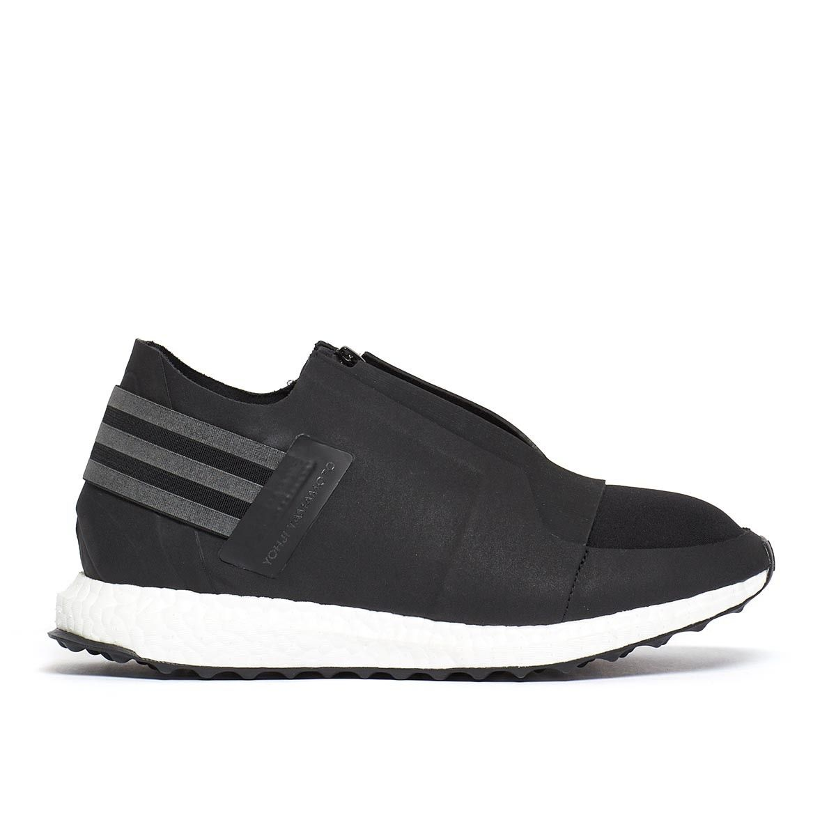 Xray Zip low sneakers from the F/W2016-17 Y-3 by Yohji Yamamoto collection  in black