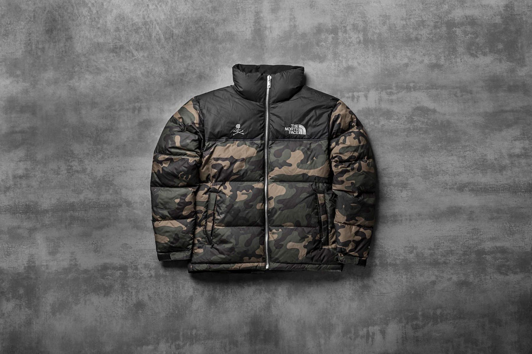 70390f102 A Full Look at the mastermind WORLD x The North Face Urban ...