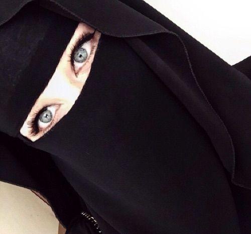 We Heart It Yoluyla Gorsel Beauty Blue Eyes Islam Mashallah