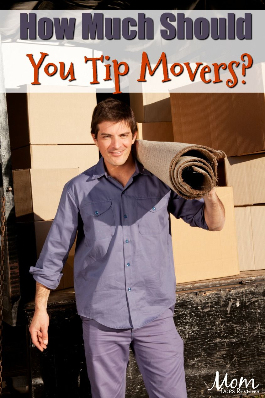 A Simple Guide On Tipping Movers Moving Tips Tips Professional