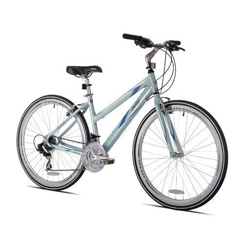 Hybrid Bikes Jeep Compass Womans Hybrid Bike 700c Wheels 17inch Frame Check Out This Great Product Hybrid Bike Hybrid Bicycle Jeep Compass