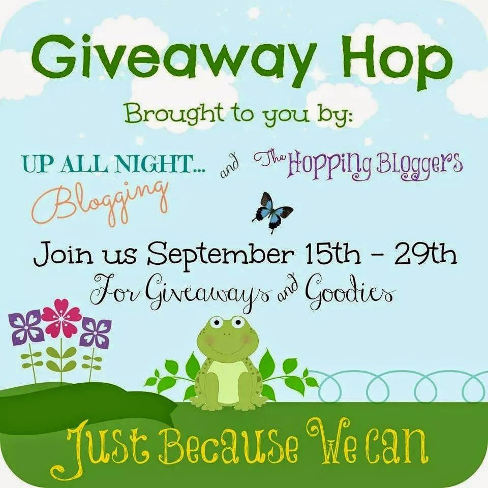 B is for...: Amazon Gift Card #JustBecause Giveaway! 9/15-9/30 ...