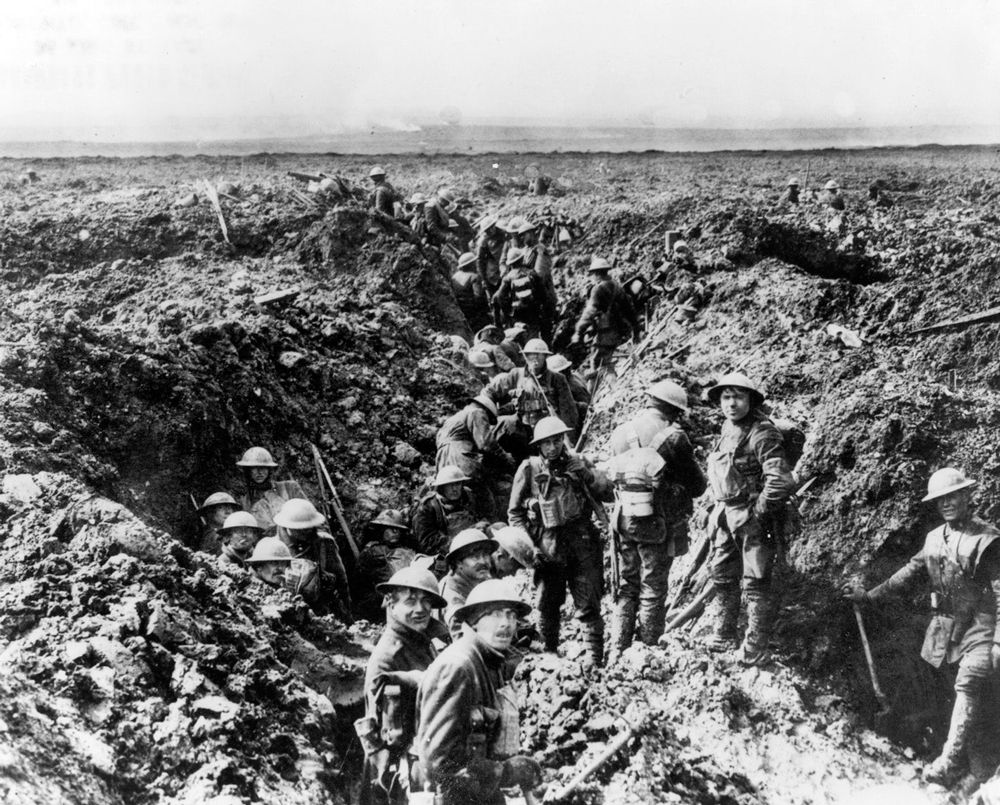 Historian Searches For Lost Soldiers Of Vimy Ridge Canadian History Canadian Soldiers World War One