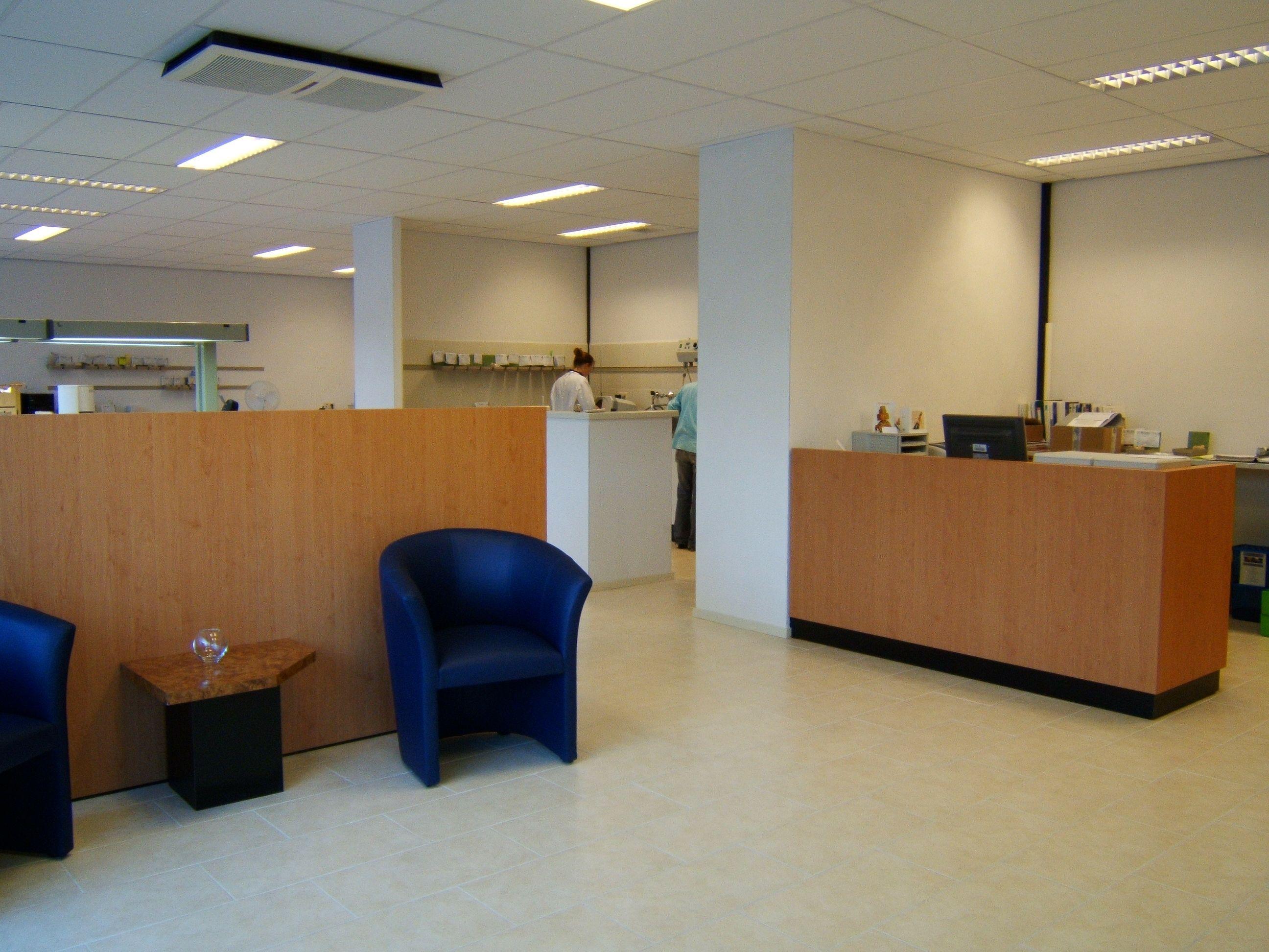Layout Dental Lab Sint Oedenrode, The Netherlands