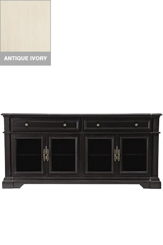 Awesome French Country Media Cabinet
