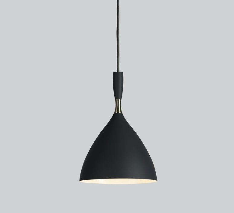 Suspension Dokka noir ˜16 5cm H24cm Northern Lighting