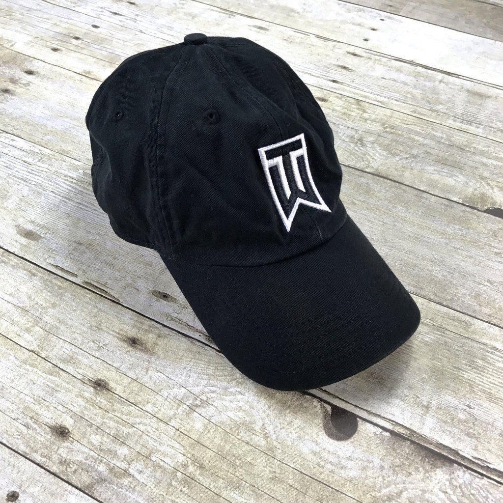 Nike Tiger Woods TW Buick Golf Black Cotton Golfing Dad Hat ... c735f8f2b2b