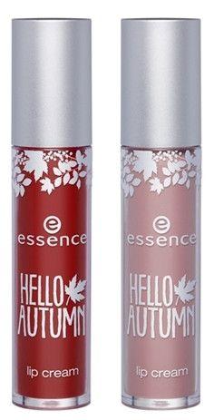 Nueva EL de Essence *Hello Autumn*
