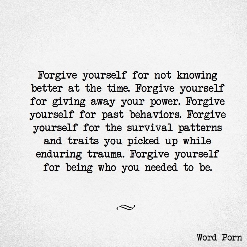This 🙌🏠Yes Forgiven learned from it changed for the