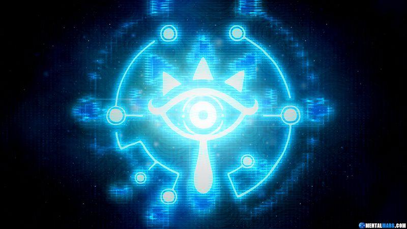 Shiekah Slate Wallpaper Mentalmars Slate Wallpaper Wallpaper Legend Of Zelda