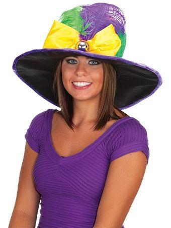 Mardi Gras Woman s Hat - Hats 5f557787984f
