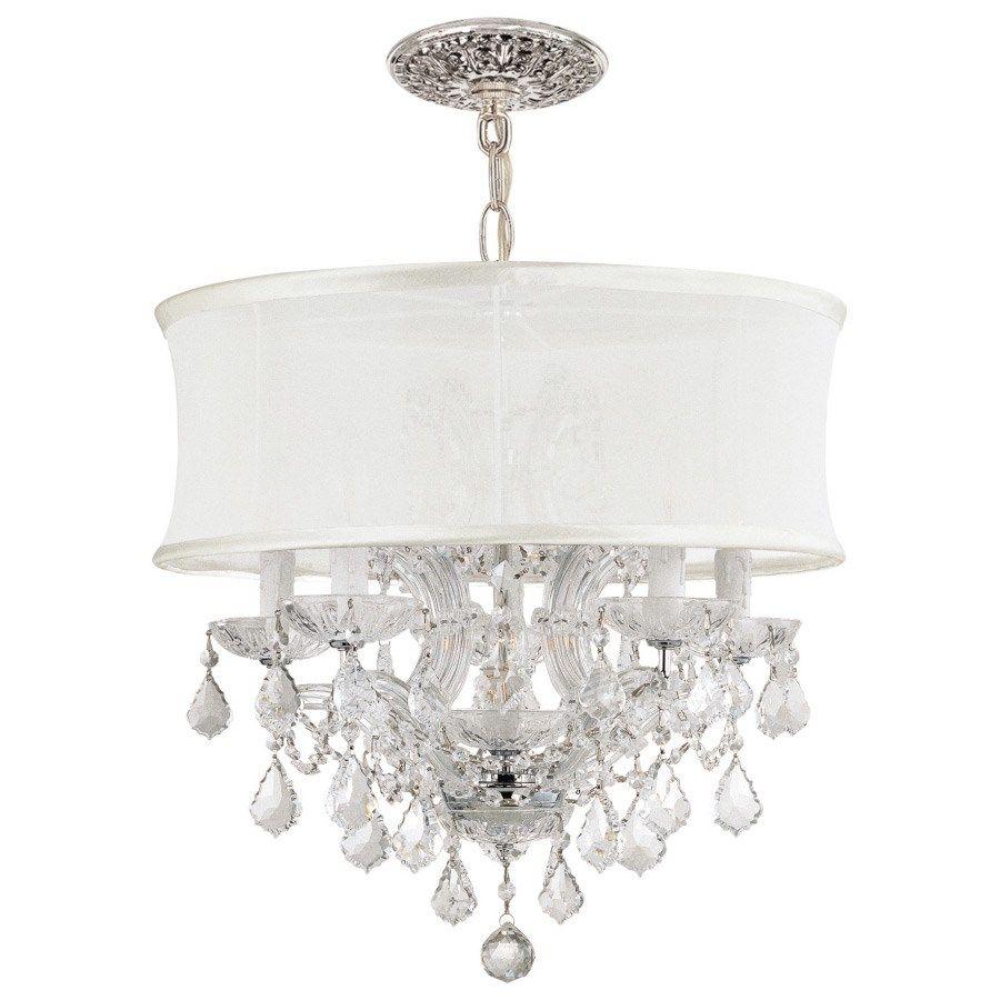 Brentwood crystal chandelier lighting u chandeliers pinterest