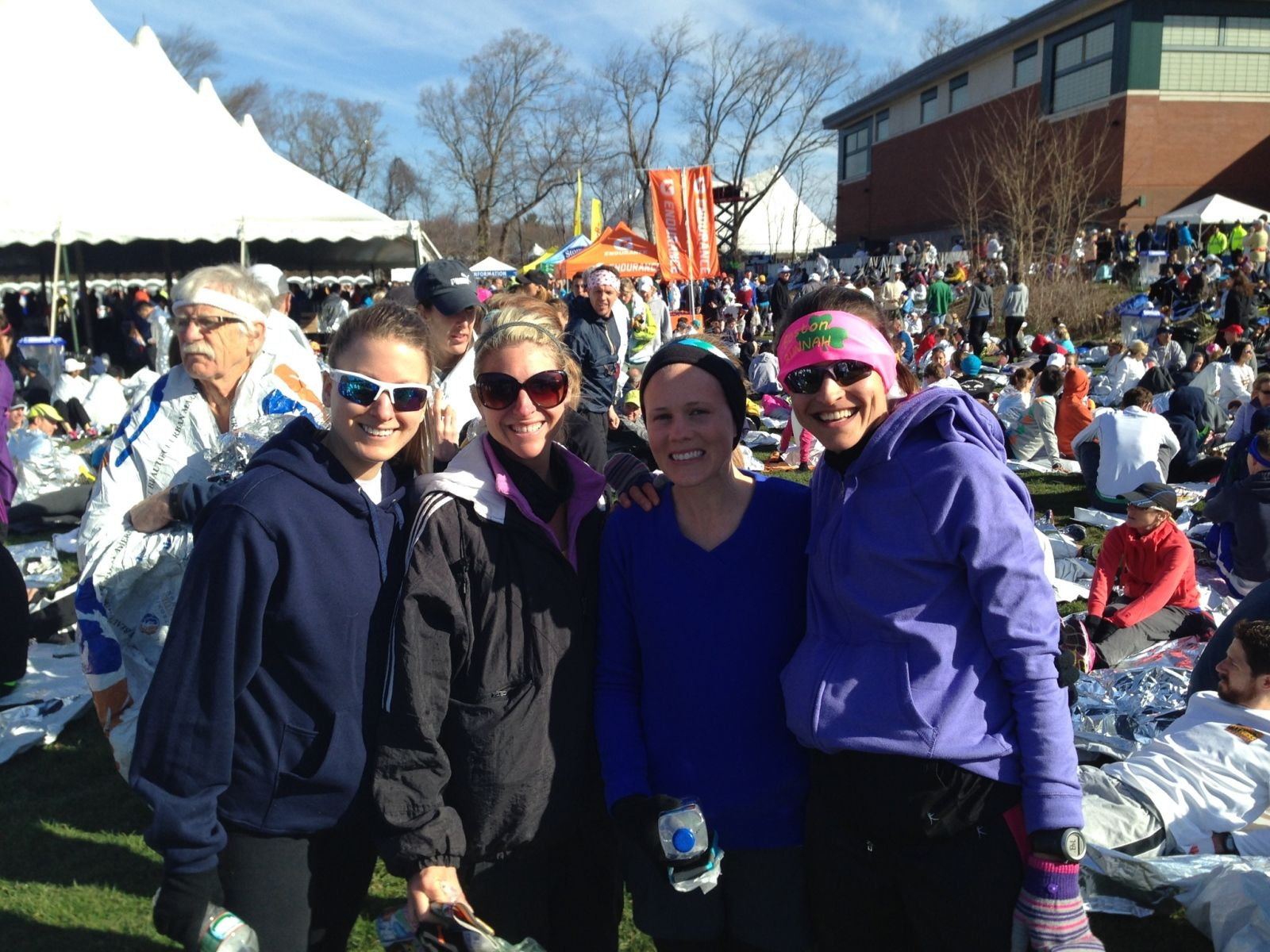 Video Ozarkers race the 2014 Boston Marathon Local
