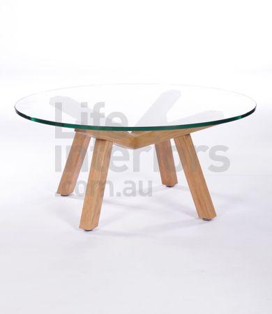 Sean Dix Antonello Round Coffee Table coffee tables